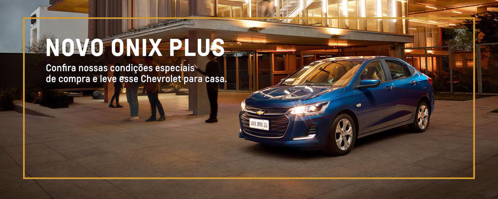 Novo Rumo Chevrolet