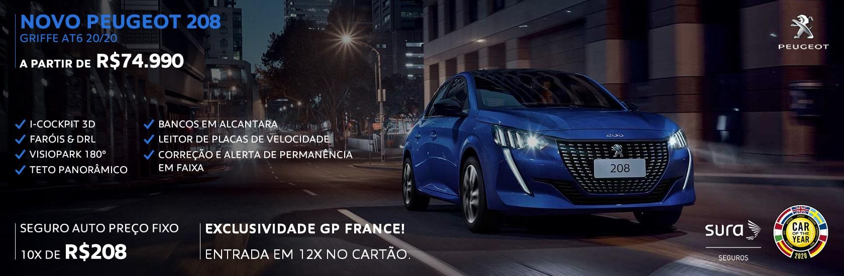 Ofertas GP France